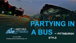 Pittsburgh Bus Rental