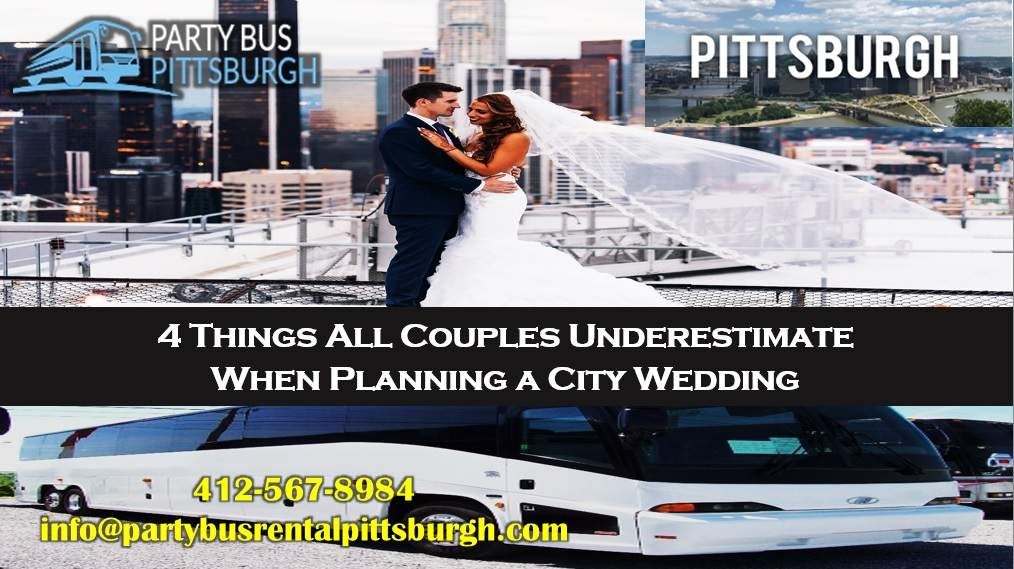 Bus Rentals Pittsburgh