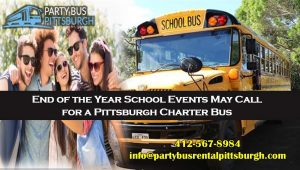 Pittsburgh Charter Bus