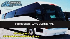 Pittsburgh Tour Bus Rental