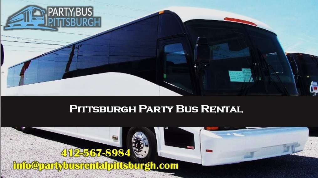 Pittsburgh Tour Bus Rental