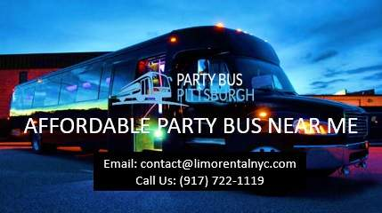 Affordable Party Bus Near Me