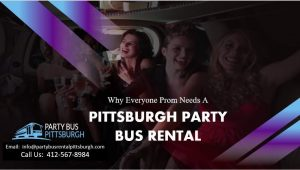 Pittsburgh Party Bus Rental