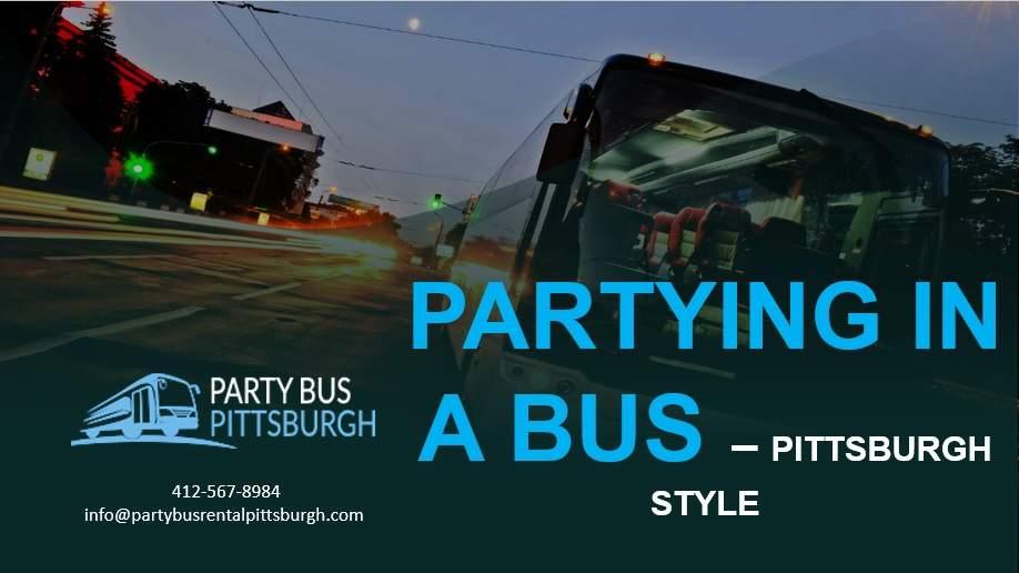 Pittsburgh Bus Rental